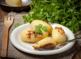 Voňavá bramborová roláda